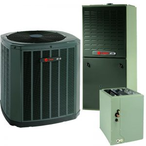 We now offer 14 SEER Trane unit over the counter! Get your air conditioners and heating systems before they go out! We also have the HVAC parts and supplies needed for all your installation and repairs!